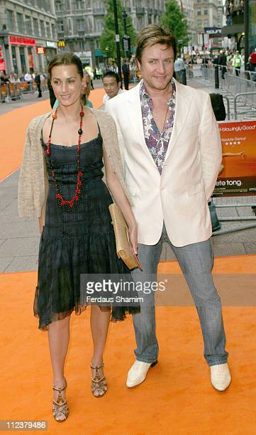 Yasmin Le Bon and Simon Le Bon during 'It's All Gone Pete Tong' London Premiere at Empire Cinema Leicester Square in London Great Britain