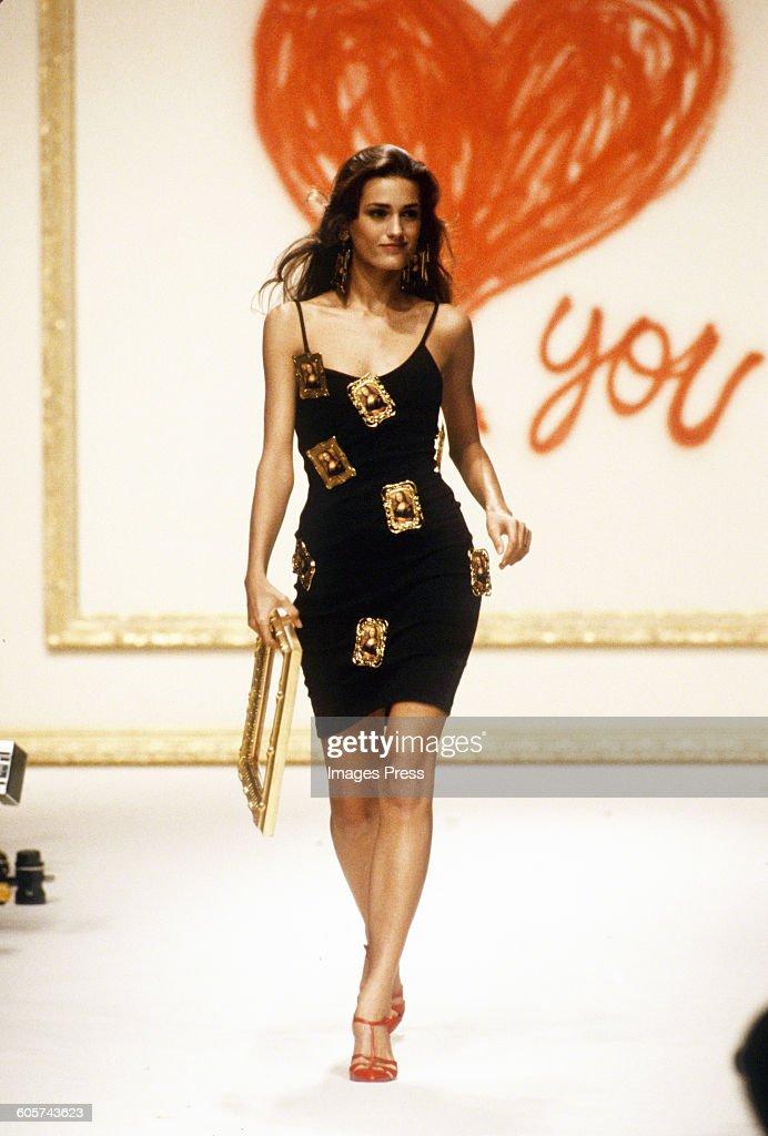 Patrick Kelly Spring 1989 : News Photo