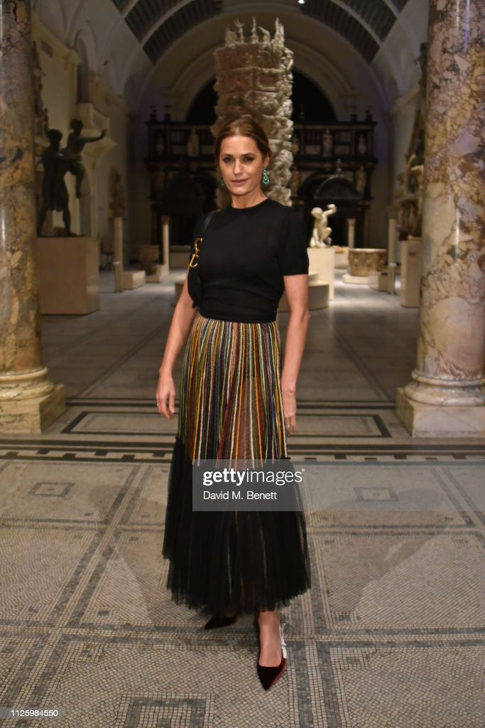 """Christian Dior: Designer of Dreams"" Exhibition At The V&A - Opening Gala Dinner : News Photo"