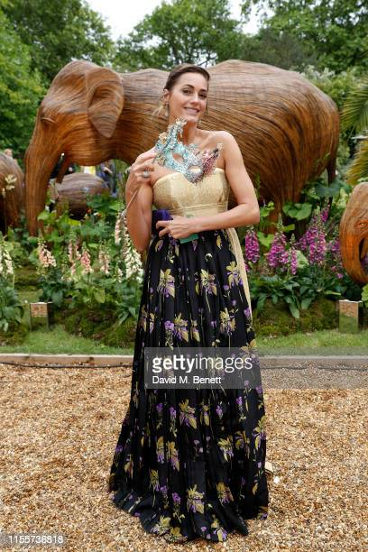 Yasmin Le Bon attends The Animal Ball presented by Elephant Family at Lancaster House on June 13 2019 in London England
