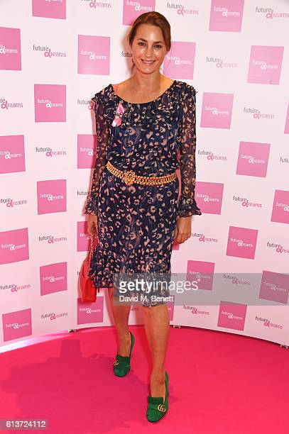 Yasmin Le Bon attends the Future Dreams 'United For Her' Ladies Lunch 2016 at The Savoy Hotel on October 10 2016 in London England