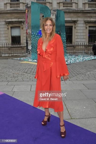 Yasmin Le Bon attends The Royal Academy Of Arts Summer Exhibition preview party on June 4 2019 in London England
