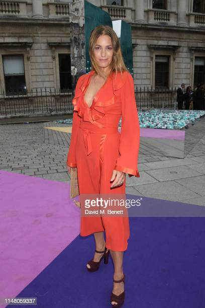 Yasmin Le Bon attends The Royal Academy Of Arts Summer Exhibition preview party on June 4, 2019 in London, England.