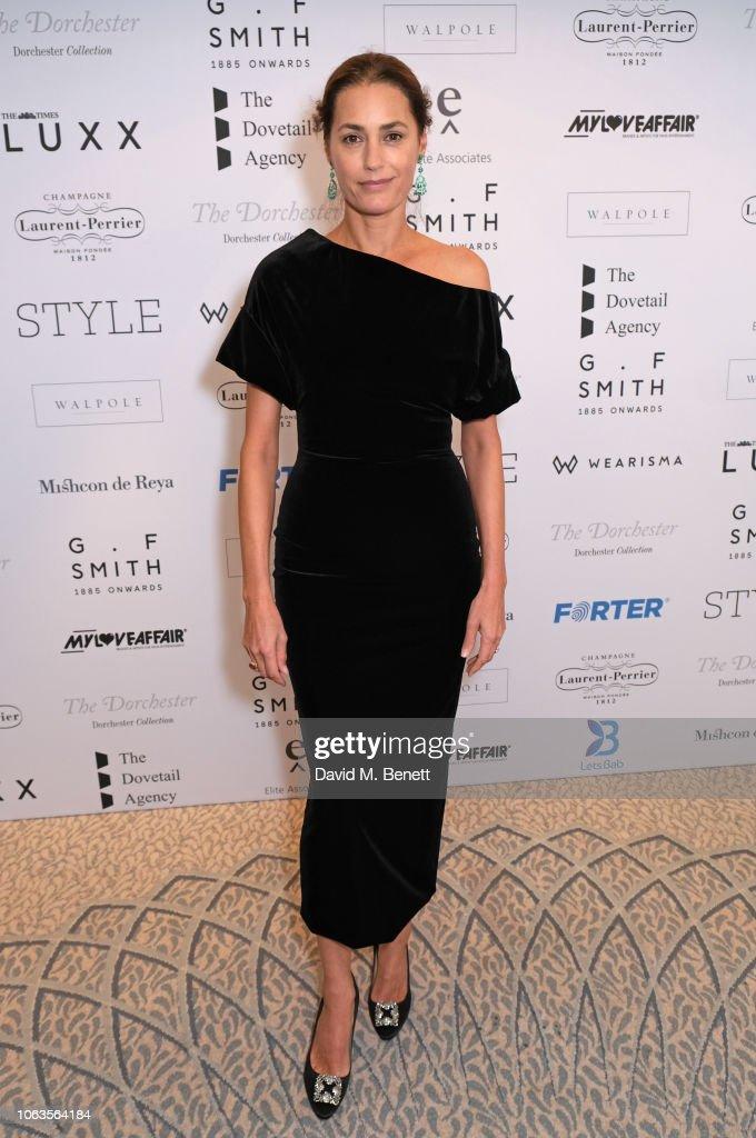 Walpole British Luxury Awards 2018 : News Photo
