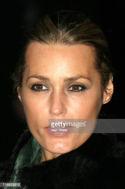 Yasmin Lebon during Move for Aids VIP Charity Event Arrivals at Koko in London Great Britain