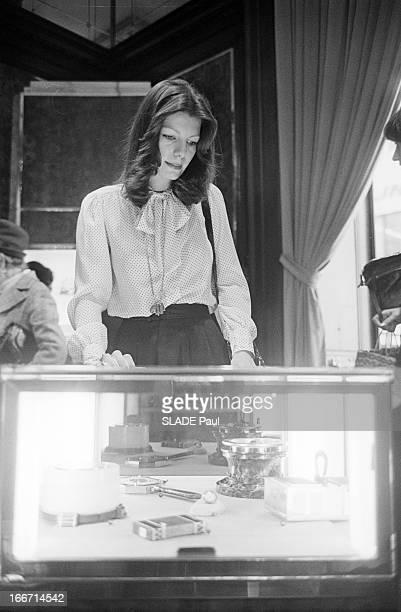 Yasmina Khan Daughter Of Rita Hayworth And Ali Khan At Cartier In New York Paris Match 1431