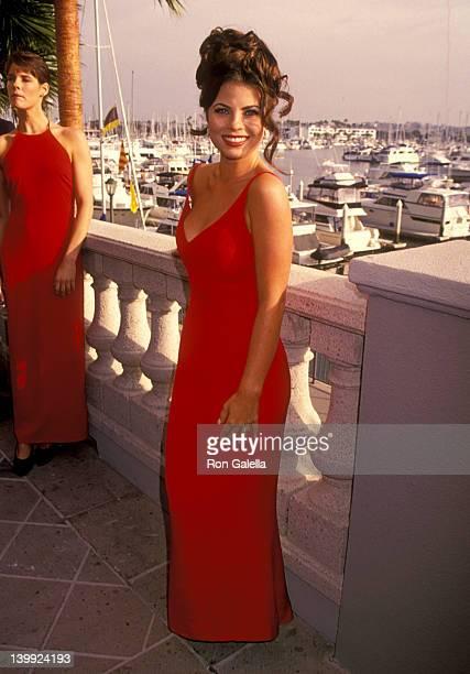 Yasmine Bleeth at the 100 Episode Celebration of 'Baywatch' RitzCarlton Hotel Marina Del Rey
