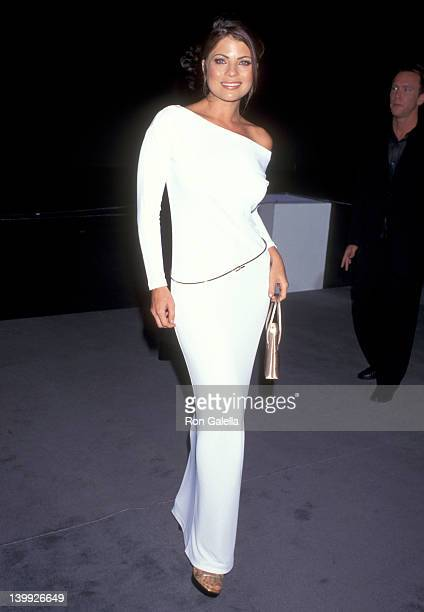Yasmine Bleeth at the Tom Ford of Gucci Hosts Fashion Benefit for APLA The Barker Hangar at Santa Monica Air Center Santa Monica