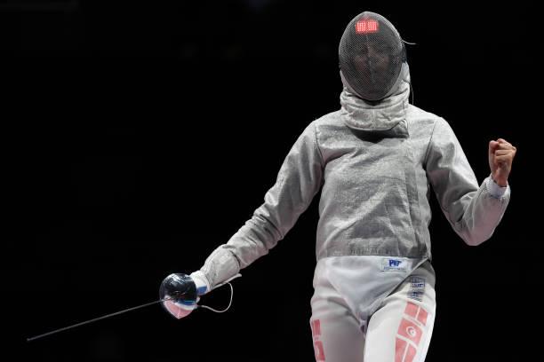JPN: Fencing - Olympics: Day 3