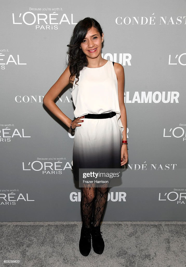 Yasmine El Baggari attends Glamour Women Of The Year 2016 at NeueHouse Hollywood on November 14, 2016 in Los Angeles, California.