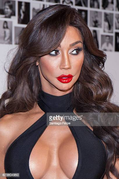 Yasmine Petty attends Tinder x GLAAD Celebrate Inclusion Acceptance Equality at Skylight Clarkson Sq on November 16 2016 in New York City