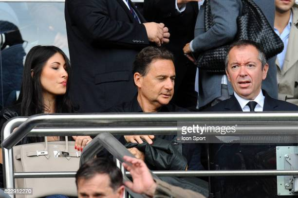 Yasmine TORDJMAN Eric BESSON Robin LEPROUX Paris Saint Germain / Nice 8e journee Ligue 1