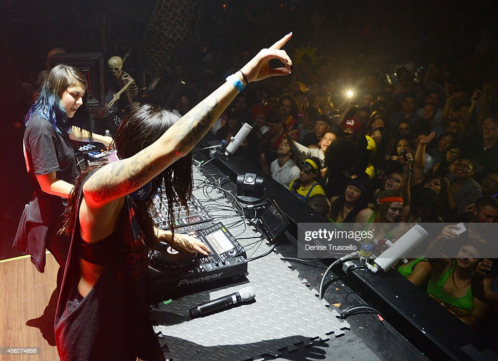 Krewella Celebrates Lightmare at The Light Vegas at Mandalay Bay Hotel and Casino