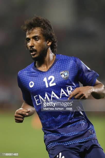 Yasser Alshahrani of Al Hilal during the FIFA Club World Cup 2nd round match between Al Hilal and Esperance Sportive de Tunis at Jassim Bin Hamad...