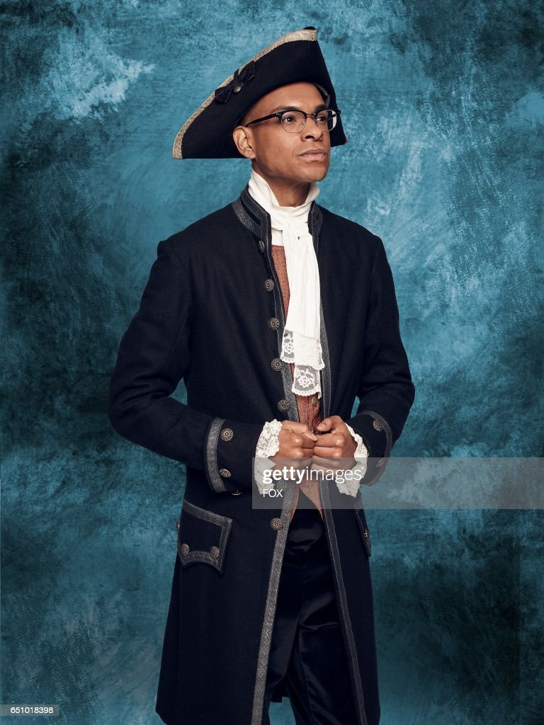Yassir Lester as Chris in MAKING HISTORY premiering midseason on FOX.