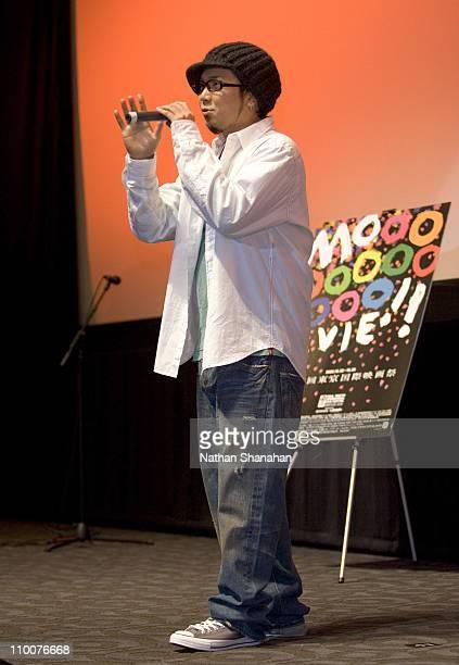 "Yasu from D-51 during 18th Tokyo International Film Festival - ""Always - Sunset on Third Street"" Stage Greeting at Toho Virgin Cinema in Tokyo, Japan."