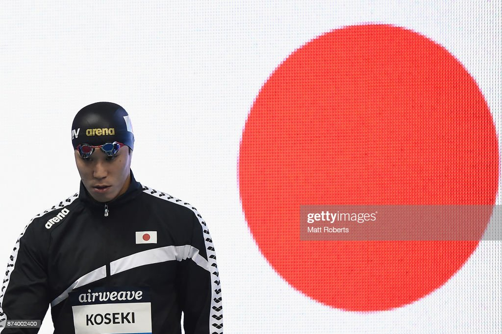 FINA Swimming World Cup Tokyo - Day 1 : ニュース写真