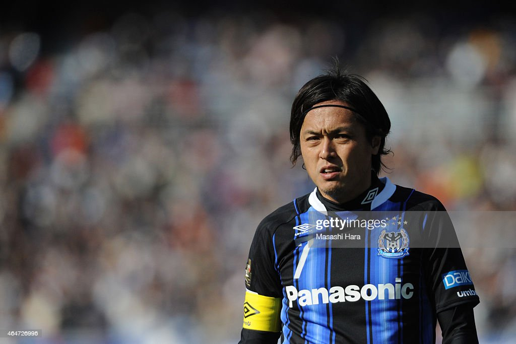 Gamba Osaka v Urawa Red Diamonds - FUJI XEROX SUPER CUP 2015 : ニュース写真