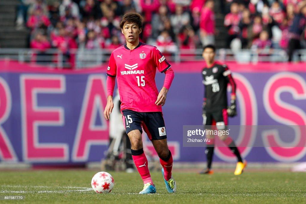 97th Emperor's Cup Semifinal - Vissel Kobe v Cerezo Osaka : ニュース写真
