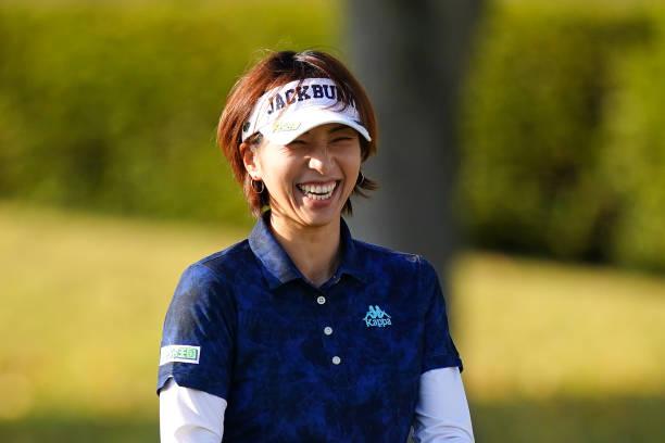 JPN: Sanyo Shimbun Ladies Cup - Round Two