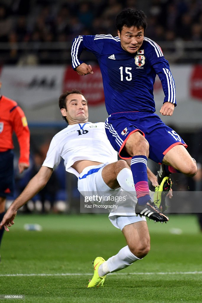 Japan v Uzbekistan - International Friendly : News Photo