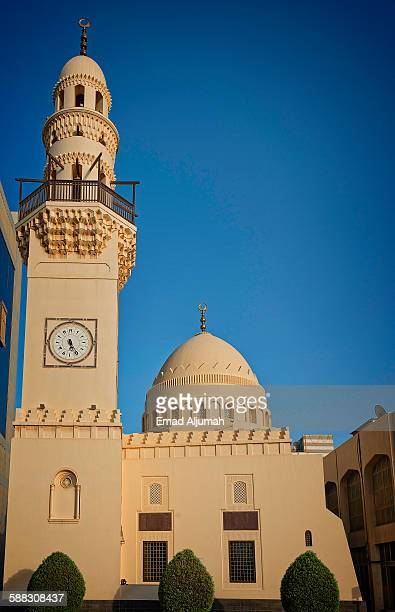 yateem mosque at bab al-bahrain, manama - manama stock pictures, royalty-free photos & images