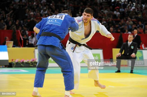 Yauhen BIADULIN / Cyrille MARET 100kg Tournoi de Paris 2009 Popb Paris Bercy Photo Dave Winter / Icon Sport