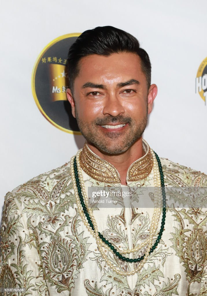 Charmaine Blake and Hollywood Tribute Oscar Viewing Dinner. To Benefit the Faber Ryan Youth Foundation : News Photo