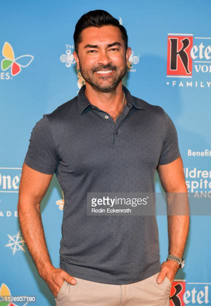 Yawar Charlie attends the Children's Hospital of Los Angeles Christmas In September Toy Drive at The Abbey on September 24 2019 in West Hollywood...