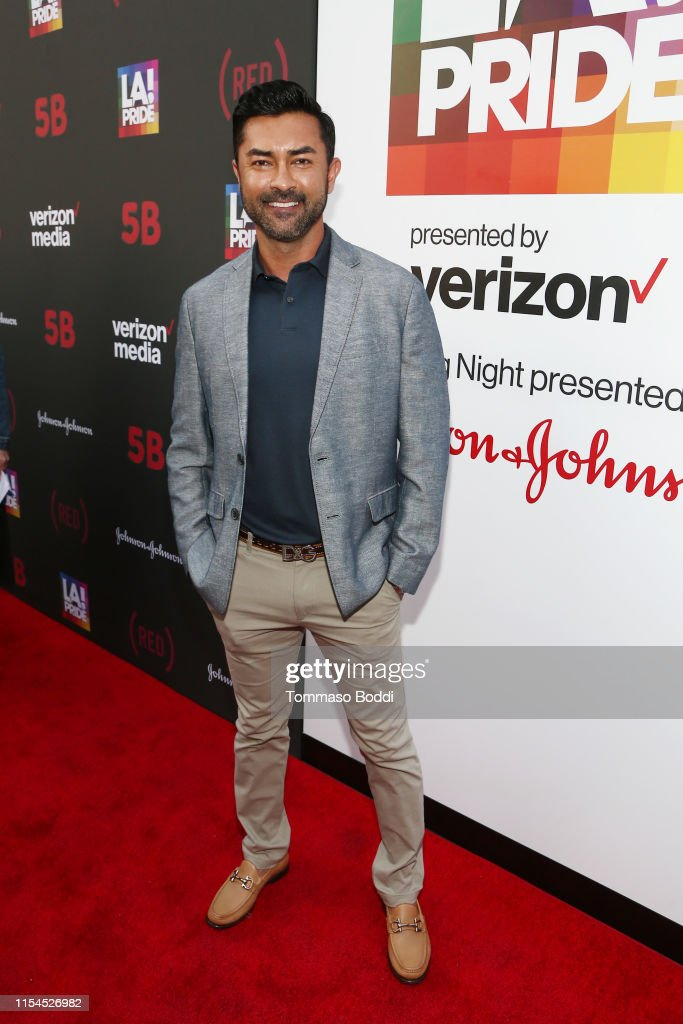 "U.S. Premiere Of ""5B"", A Film Presented By RYOT, A Verizon Media Company, At Opening Night Of LA Pride : News Photo"