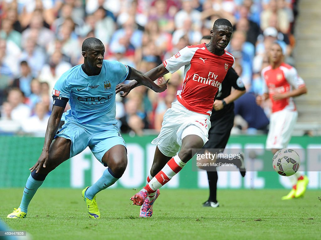 Arsenal v Manchester City - FA Community Shield : News Photo