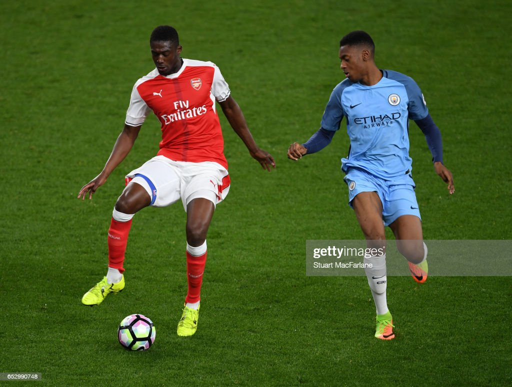 Arsenal v Manchester City: Premier League 2 : News Photo