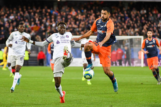 MHSC -EQUIPE DE MONTPELLIER -LIGUE1- 2019-2020 - Page 3 Yaya-sanogo-of-toulouse-and-gaetan-laborde-of-montpellier-during-the-picture-id1181419261?k=6&m=1181419261&s=612x612&w=0&h=1xsb4MIOaZgm7mvxsJMJcHd3eBH2-1DdYZ-21I958sg=