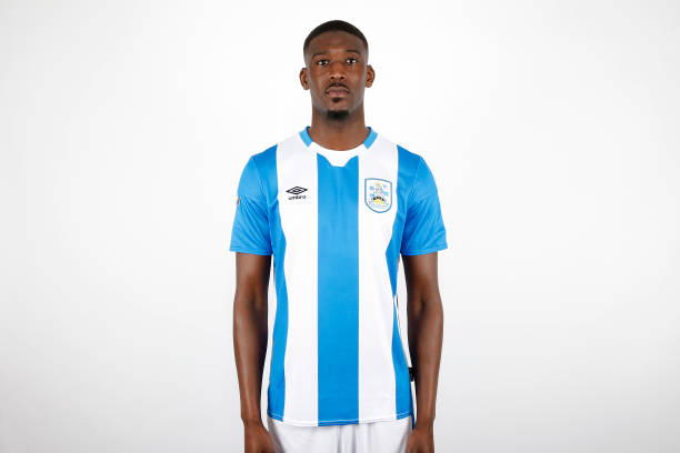 GBR: Huddersfield Town Unveil New Signing