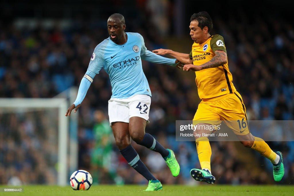 Manchester City v Brighton and Hove Albion - Premier League : News Photo