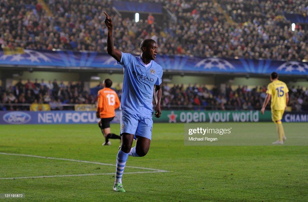 Villarreal CF v Manchester City FC - UEFA Champions League : News Photo