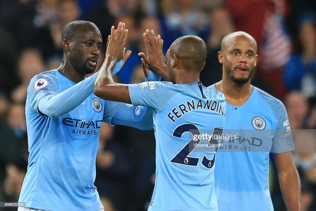 Manchester City v Brighton and Hove Albion - Premier League : News Photo
