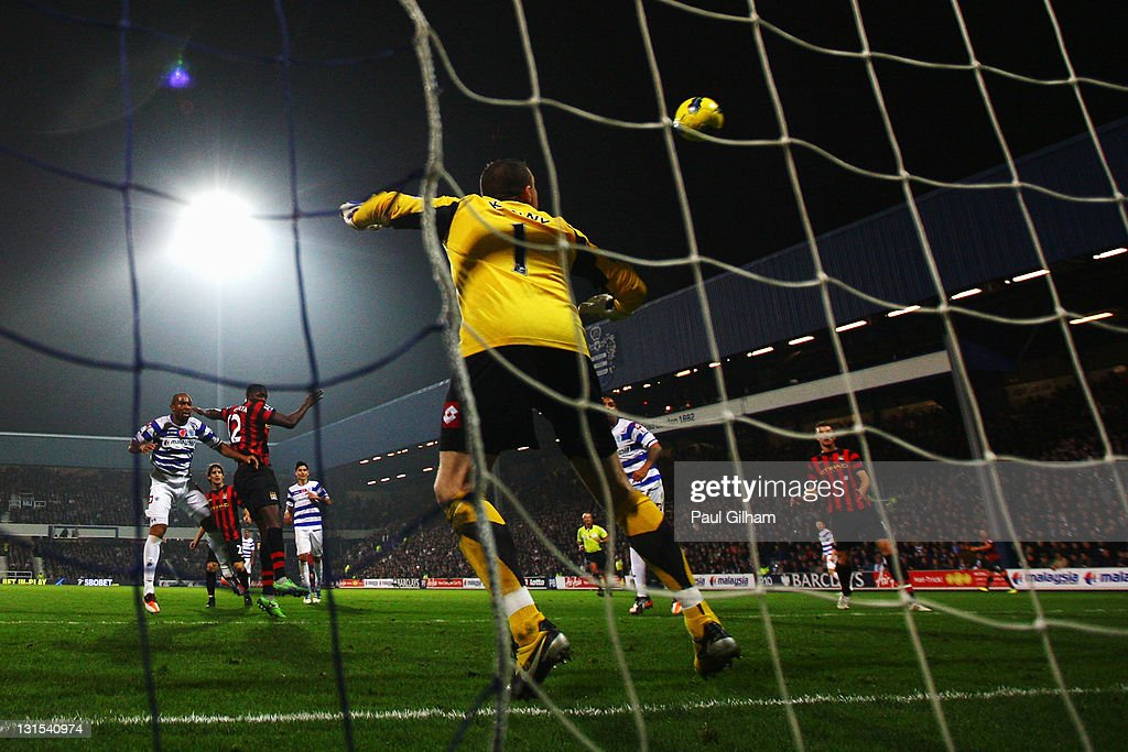 Queens Park Rangers v Manchester City - Premier League
