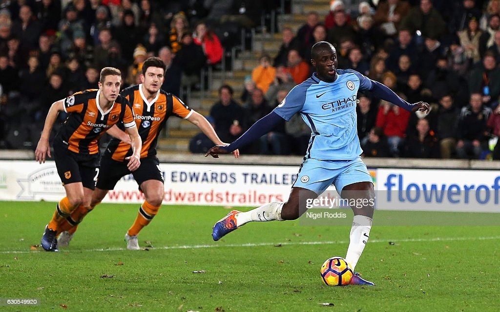 Hull City v Manchester City - Premier League : News Photo