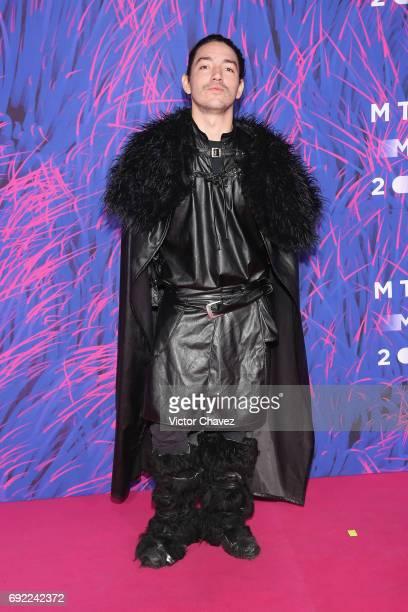 Yayo Gutierrez attends the MTV MIAW Awards 2017 at Palacio de Los Deportes on June 3 2017 in Mexico City Mexico