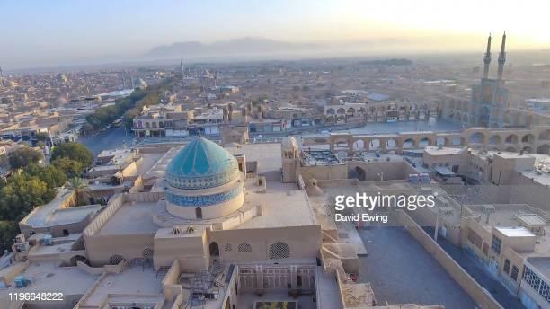 yazd, yazd, iran - david ewing stock pictures, royalty-free photos & images