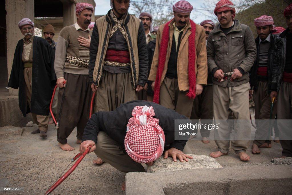 Lalish, the spiritual heartland of Yezidis : News Photo