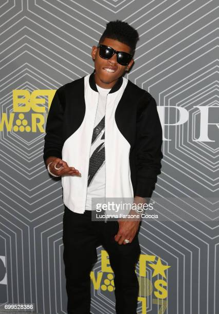 Yazz attends BET Chairman and CEO Debra Lee's 'PRE' a BET Awards dinner for the 17th Annual BET Awards at The London West Hollywood on June 21 2017...