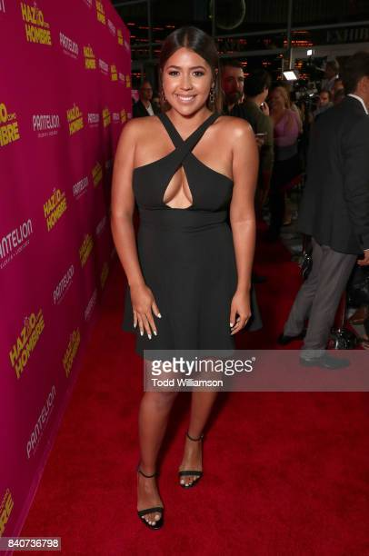 Ydelays attends the 'Hazlo Como Hombre' Los Angeles Premiere at ArcLight Hollywood on August 29 2017 in Hollywood California