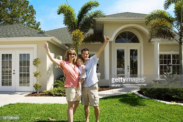 Yeah! We bought our first home!