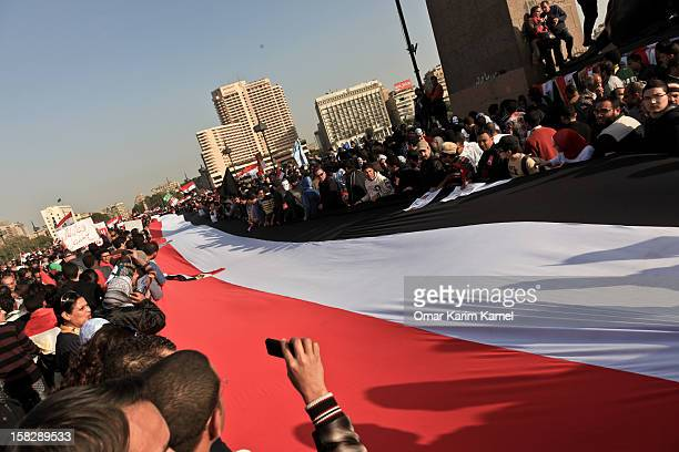 Year after the revolution in Egypt had begun, Egyptians came down on the anniversary of it's beginning to make it clear both to themselves and to...