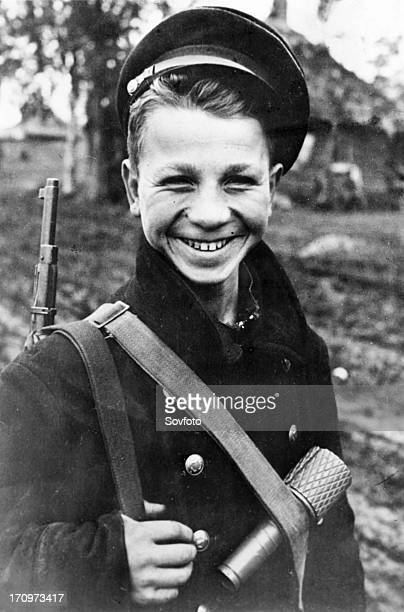 13 year old guerrilla who killed four germans