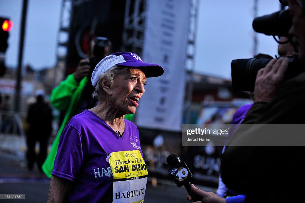 Suja Rock 'n' Roll San Diego Marathon & ½ Marathon : News Photo