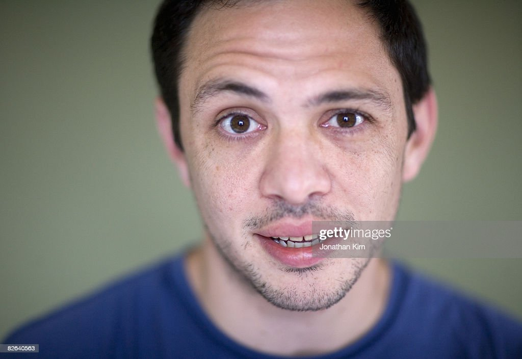 33 Year Old Man In Studio Stock Photo Getty Images