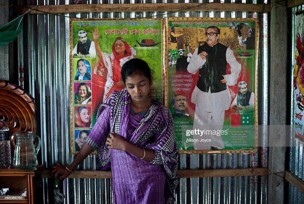 Child Marriage In Bangladesh : News Photo